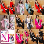 image of NJ Europe Fashion Elegant Cardigan