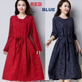 image of NJ Seoul Fashion Stylish Dress