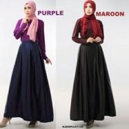 image of NJ Fashion Hijaber set FREE Shawl
