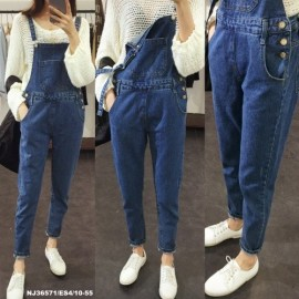 image of NJ DenimFashion Trendy Jumpsuit