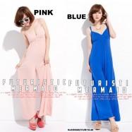image of NJ Fashion Trendy Cotton Jumpsuit