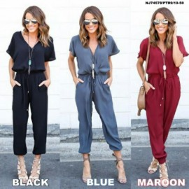 image of NJ EuropeFashion Charming Jumpsuit