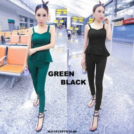 image of NJ EuropeFashion Trendy Jumpsuit