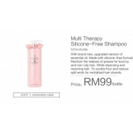 image of Anmyna Multi Therapy Silicone-Free Shampoo