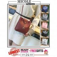 image of READY STOCK>>MICOLE Deer Mini Shoulder Bag Handbag Women Sling Bag SB2065