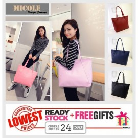 image of READY STOCK >>MICOLE Shoulder Bag Handbag Women Sling Bag Tote Bag TB1003