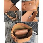 Ready Stock>> MICOLE 4 in 1 Shoulder Bag Handbag Women Sling Bag Beg BS3009