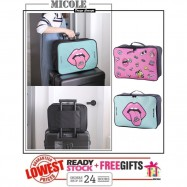 image of READY STOCK>> MICOLE Cuttie Luggage Bag Travel Bag