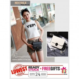 image of Ready Stock>>MICOLE Korean Shoulder Bag Handbag Women