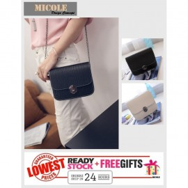 image of MICOLE Korean Shoulder Bag Handbag Women Sling Bag Beg SB2019