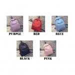 ReadyStock>> MICOLE Casual Backpack School Bag Pack Beg (I AM A GIRL) BP1013