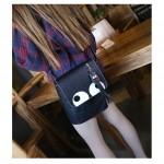READY STOCK>>MICOLE BigEyes Shoulder Bag Handbag Women Sling Bag Beg SB2001
