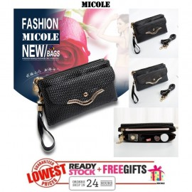 image of Ready Stock>> MICOLE Fashion Sling Bag Shoulder Bag Handbag Women SB2005
