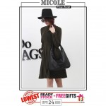 Ready Stock >> MICOLE Shoulder Bag Handbag Women Sling Bag Tote Bag SB2068
