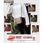 READY STOCK>> MICOLE Korean Shoulder Bag Handbag Women Sling Bag Beg SB2020