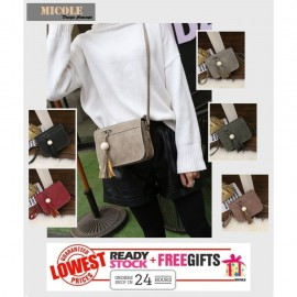 image of READY STOCK>> MICOLE Korean Shoulder Bag Handbag Women Sling Bag Beg SB2020