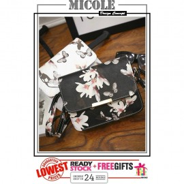 image of READY STOCK>> MICOLE Casual Shoulder Bag Handbag Women Sling Bag Beg SB2064