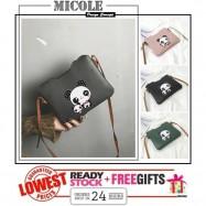 image of Ready Stock>> MICOLE Korean Shoulder Bag Handbag Women Sling Bag Beg SB2035