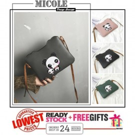 image of Ready Stock>> MICOLE Korean Shoulder Bag Handbag Women Sling Bag Beg SB2035