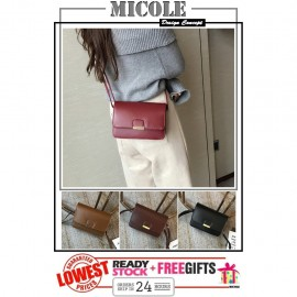 image of READY STOCK>> MICOLE Korean Shoulder Bag Handbag Women Sling Bag Beg SB2070