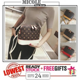 image of READY STOCK>> MICOLE Casual Shoulder Bag Handbag Women Sling Bag Beg SB2037