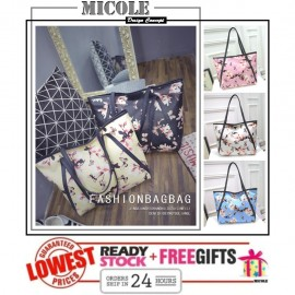 image of ReadyStock>> MICOLE Shoulder Bag Handbag Women Sling Bag Tote Bag Beg TB1005