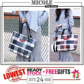 image of READY STOCK >> MICOLE Shoulder Bag Handbag Women Sling Bag Tote Bag TB1006