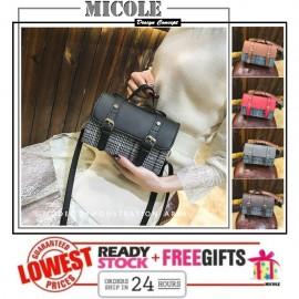 image of Ready Stock>> MICOLE Korean Shoulder Bag Handbag Women Sling Bag Beg SB2053