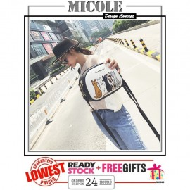 image of Ready Stock>> MICOLE Korean Shoulder Bag Handbag Women Sling Bag Beg SB2080