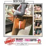 MICOLE Korean Shoulder Bag Handbag Women Sling Bag Beg SB2049