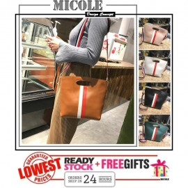 image of MICOLE Korean Shoulder Bag Handbag Women Sling Bag Beg SB2049