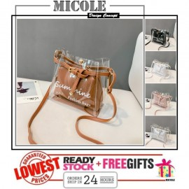 image of READY STOCK>> MICOLE Korean Shoulder Bag Handbag Women Sling Bag Beg SB2098