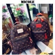 image of READY STOCK >> MICOLE Premium Mini Backpack Fashion Bag Bags Women BP1003