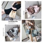 Ready Stock >> MICOLE 4 in 1 Shoulder Bag Handbag Women Sling Bag Beg BS3015