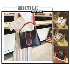 image of ReadyStock >> MICOLE Korean Style Shoulder Bag Handbag Women Sling Bag SB2060