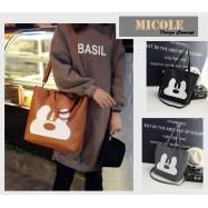 image of Ready Stock >> MICOLE Shoulder Bag Handbag Women Sling Bag Tote Bag TB1001