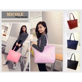 image of READY STOCK >> MICOLE Shoulder Bag Handbag Women Sling Bag Tote Bag TB1003