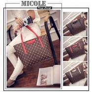 image of READY STOCK >> MICOLE Shoulder Bag Handbag Women Sling Bag Tote Bag TB1007