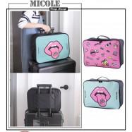 image of READY STOCK >> MICOLE Cuttie Luggage Bag Travel Bag Sport Handbag TR1002