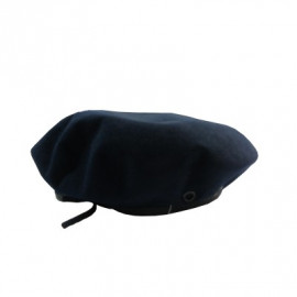 image of BERET NAVY BLUE