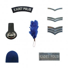 image of Kadet Polis Accessories Group B