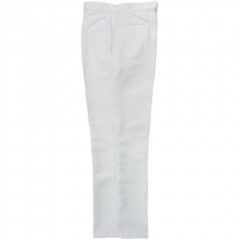 image of MATARI WHITE LONG PANTS