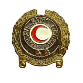 image of MATARI PBSM ACCESSORIES HAT BADGE