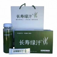image of 长寿绿汁小麦草 WHEAT GRASS POWDER