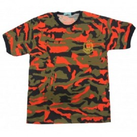image of MATARI KADET BOMBA T-SHIRT SHORT SLEEVE(CELORENG)