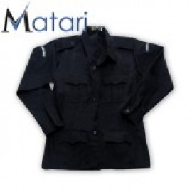 image of MATARI KADET POLIS SHIRT LONG SLEEVE