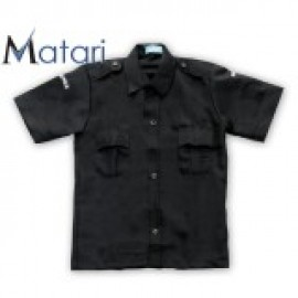image of MATARI KADET POLIS SHIRT SHORT SLEEVE