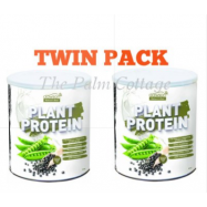 image of DAWSON PLANT PROTEIN 植物蛋白质粉 700G x 2tins [TWIN PACK]