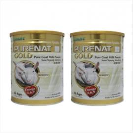 image of BONLIFE - Purenat Gold Goat Milk Powder (800g) *TWIN PACK*