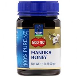 image of Manuka Health Manuka Honey (MGO 100+) 500G